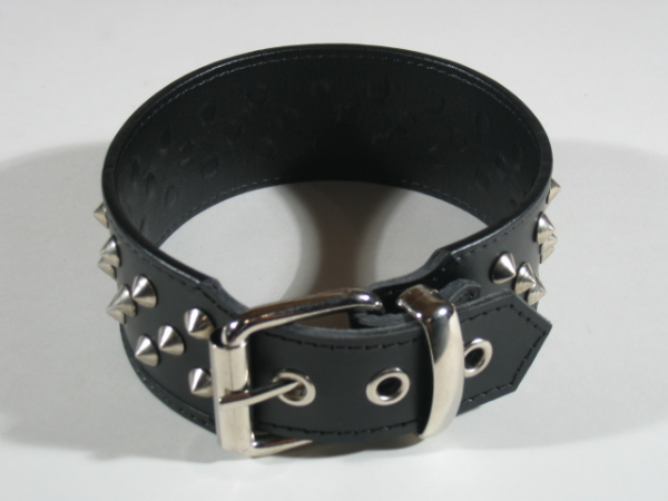 R&Co 4 cm Dog Collar Decorated