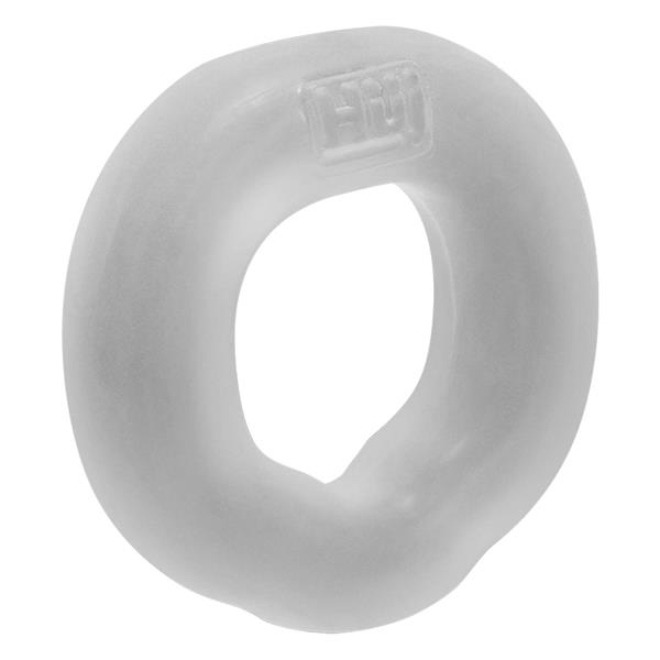 Hünkyjunk Fit Ergo Shaped Cockring - Ice