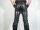 R&Co Premium Leather Jeans Normal Style Normal Leg