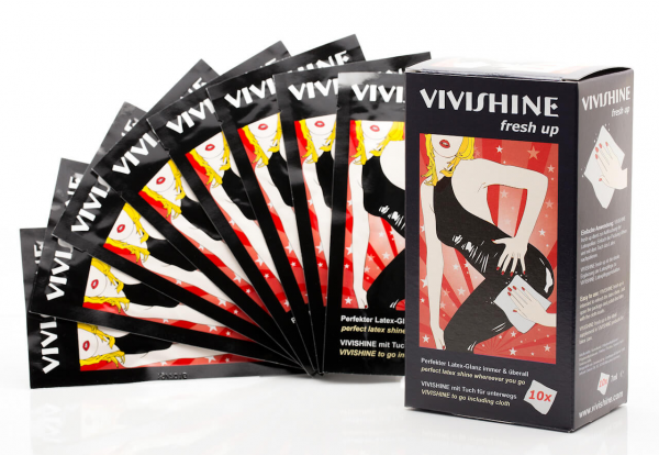 VIVISHINE fresh up 10 x