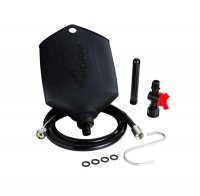 WaterClean Gravity Anal Cleaning system With Tank