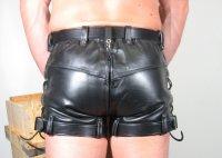 R&Co Bondage shorts