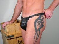 R&Co Thong Brief, no zip